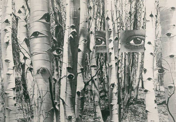 Herbert Bayer, In Search of Times Past. 1959.